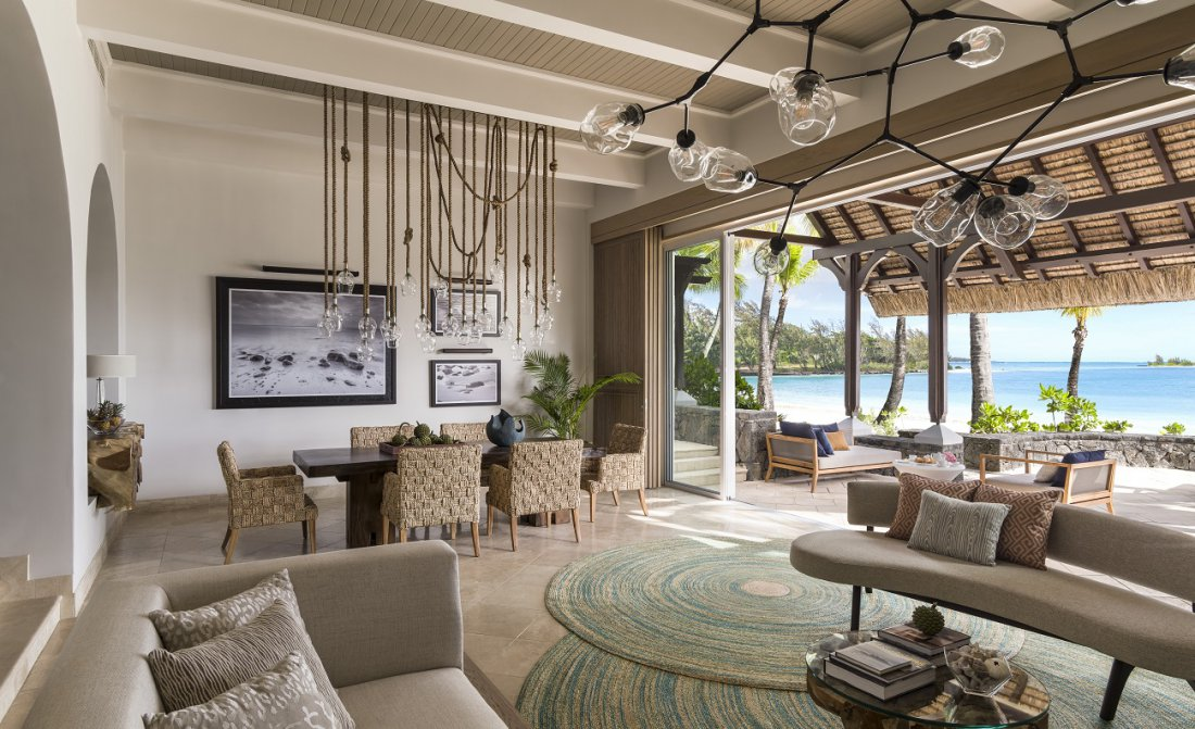 Shangri La Suite Living Area Daytime