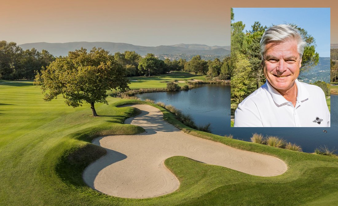 Jean Marie Casella Golf Director At Terre Blanche Spa Golf Resort