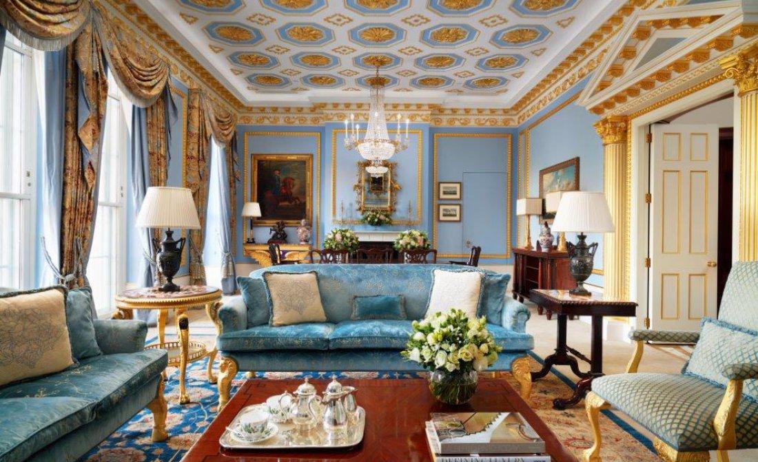 The Lanesborough Royal Suite Lounge 1 2