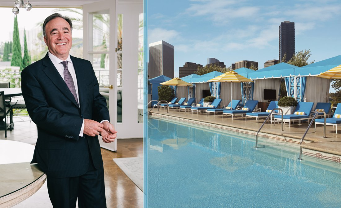 Offer Nissenbaum Managing Director At The Peninsula Beverly Hills 1