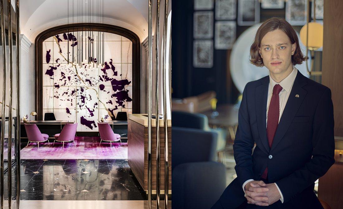 Igor Bloch Art Collection Manager At Raffles Europejski Warsaw