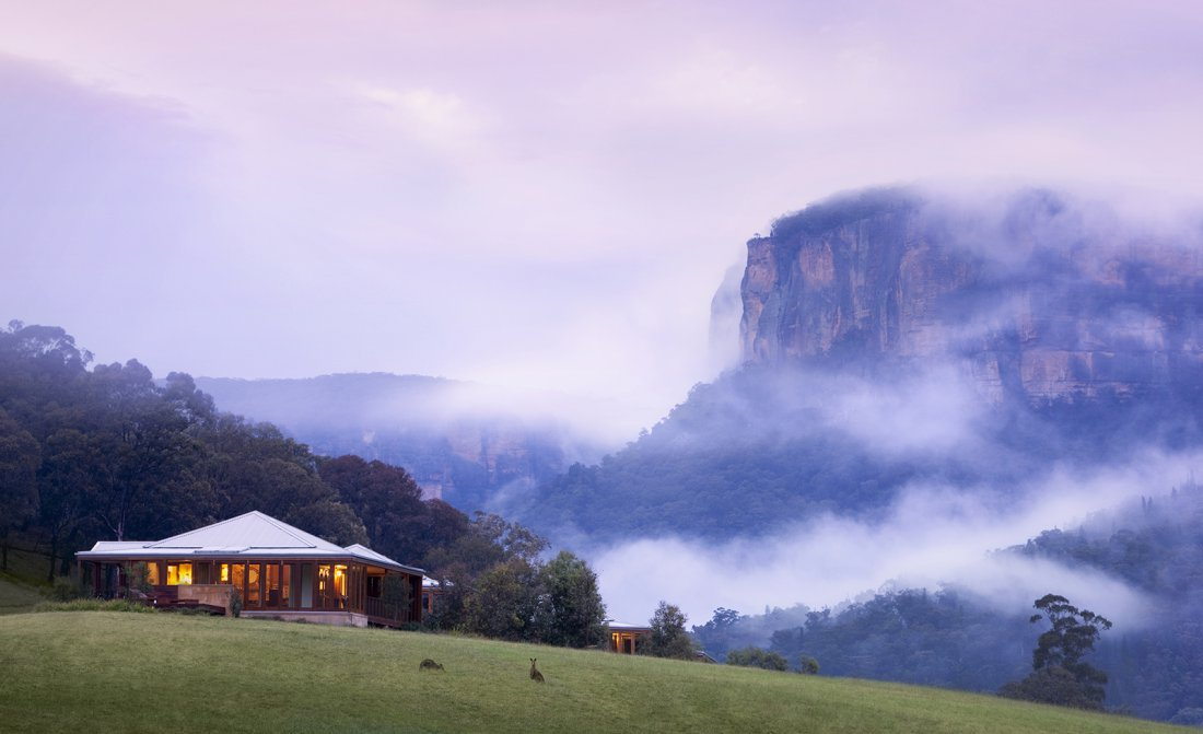 Where To Stay In The Blue Mountains Australia