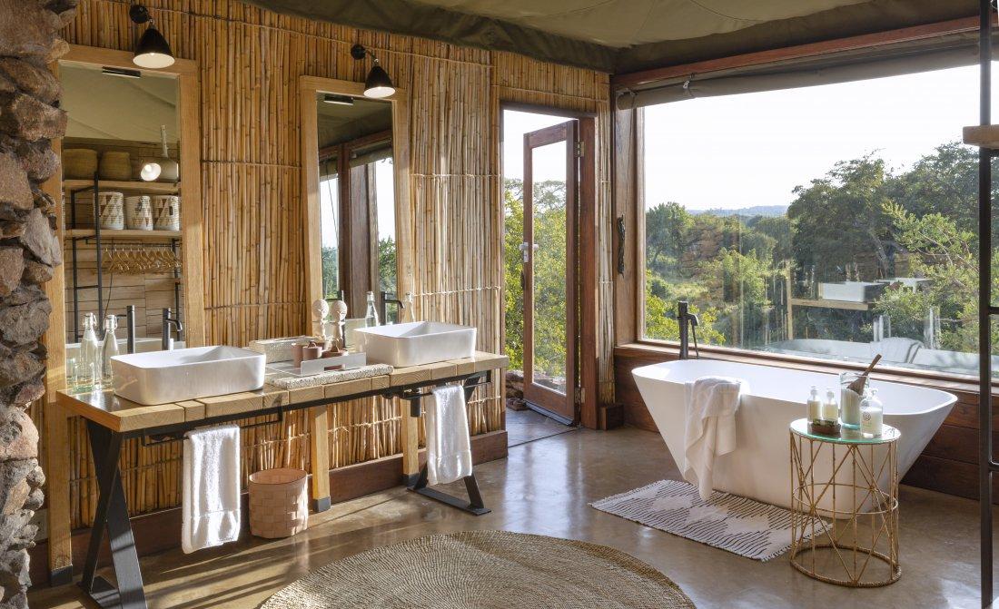 Singita Faru Faru Lodge Bathroom