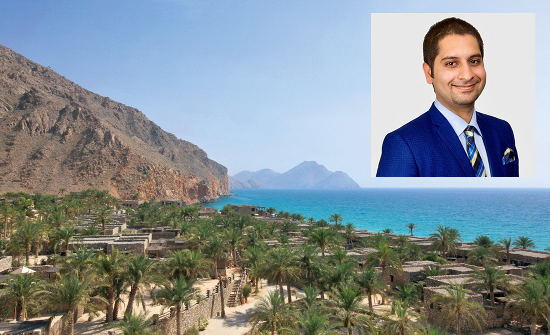 Nachiketa Tuteja Sustainability Manager Six Senses Zighy Bay Oman