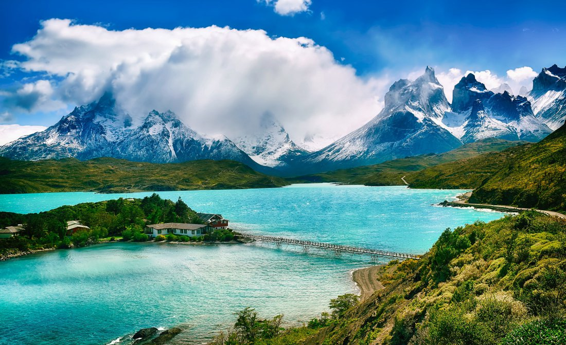 Best Photo Spots In Torres Del Paine Chile