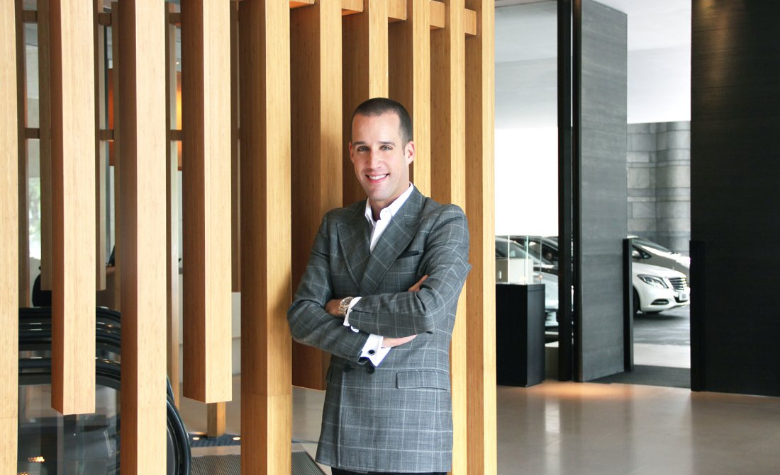 Marcel Thoma General Manager The Upper House 2