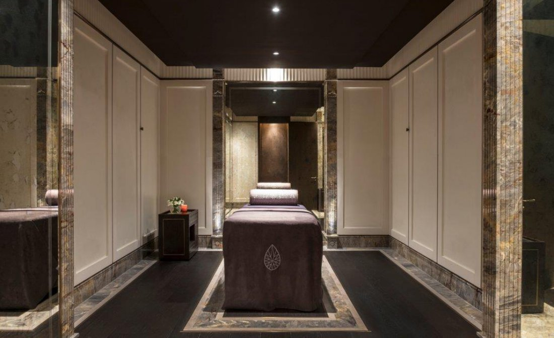 Lanesborough Club Spa Room Treatment Room