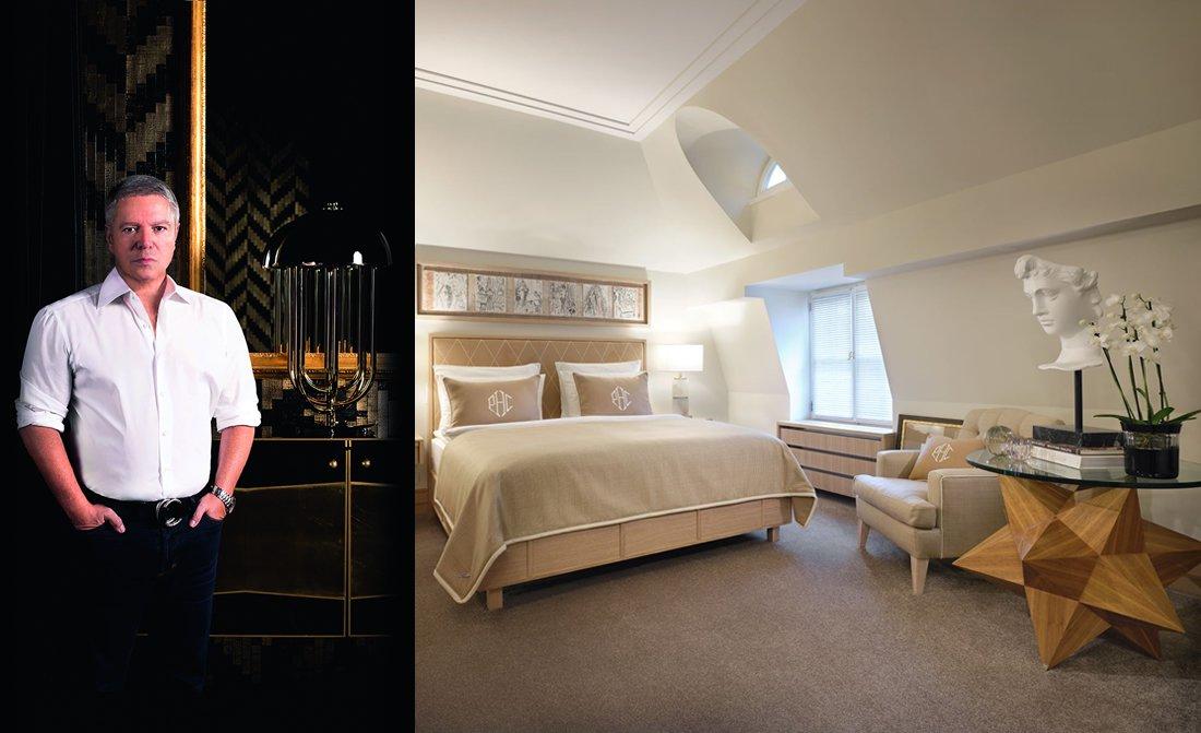 Patrick Hellmann Designer Of Schlosshotel Berlin 1