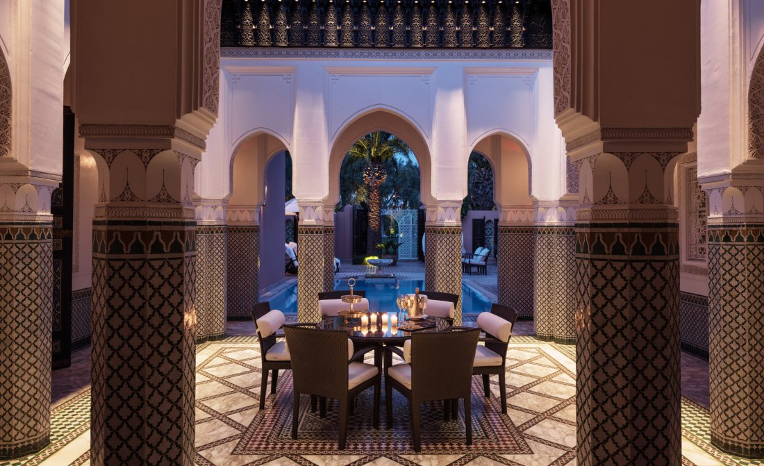La Mamounia Reasons To Visit Marrakech