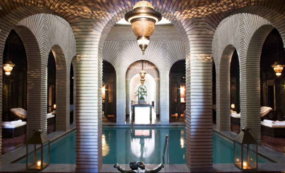 Selman Spa Marrakech Morocco Worlds Best Luxury Spa