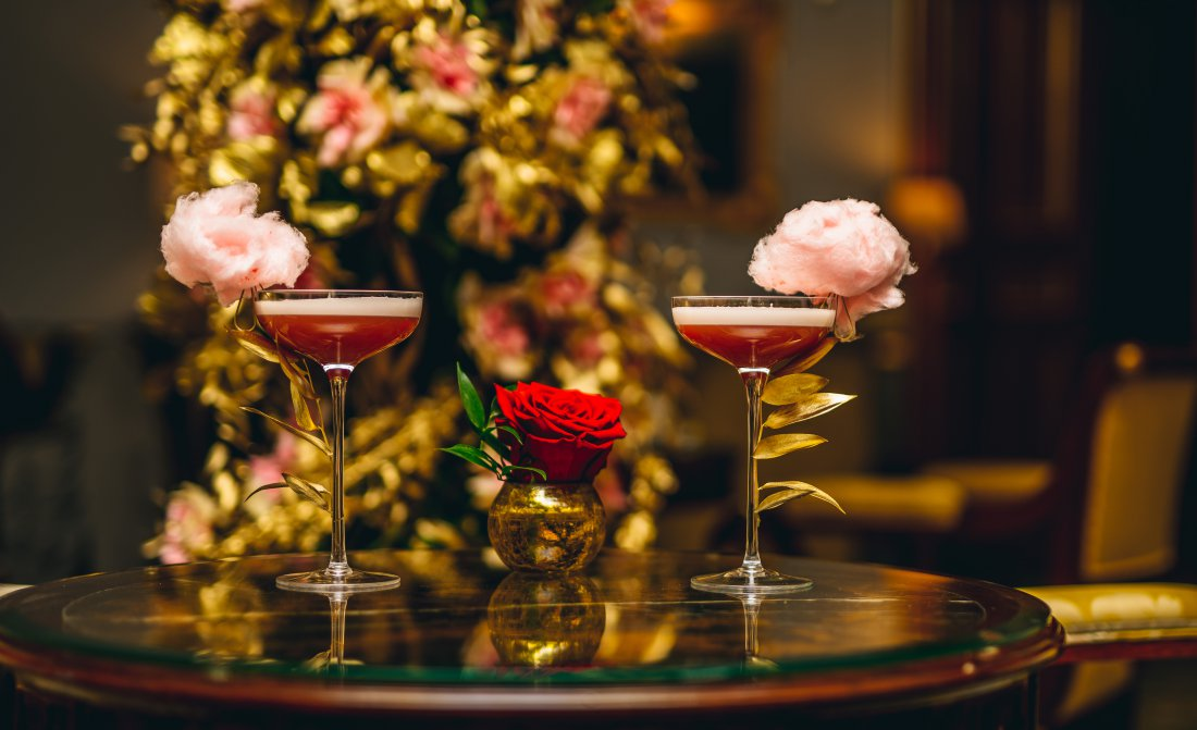 Library Bar The Lanesborough London Valentines Cocktail 2020 6
