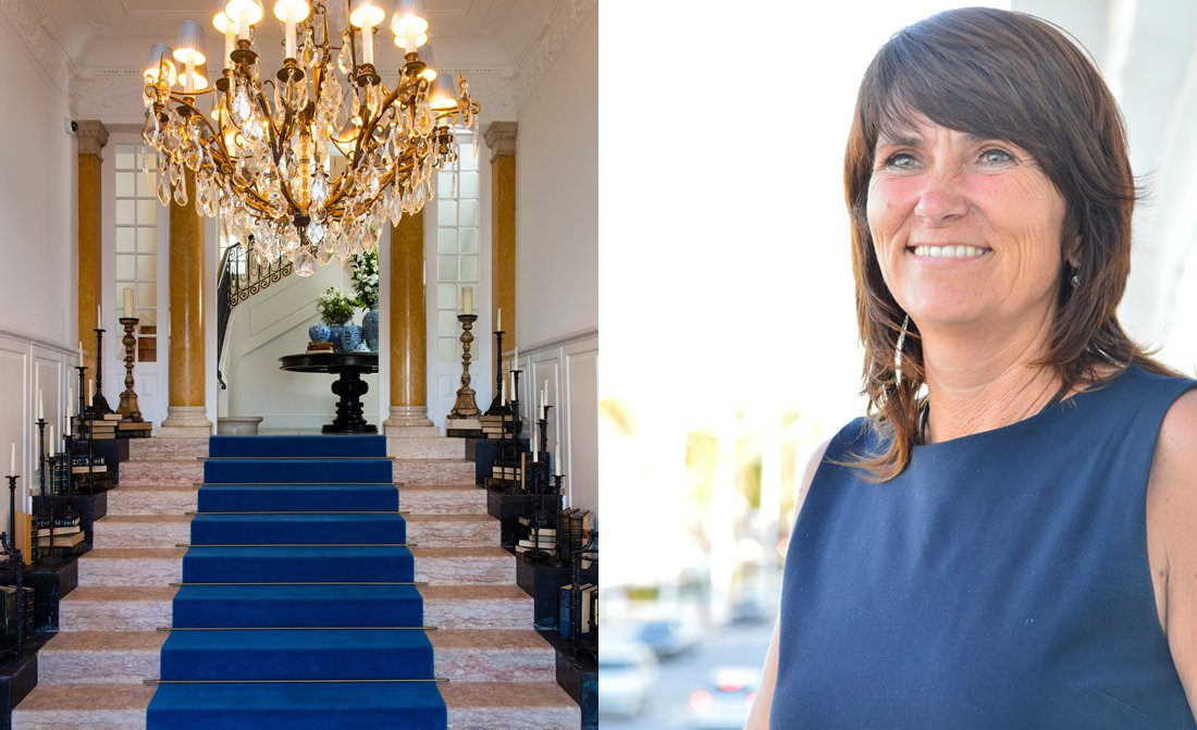 Marita Barth General Manager Grand House Algarve