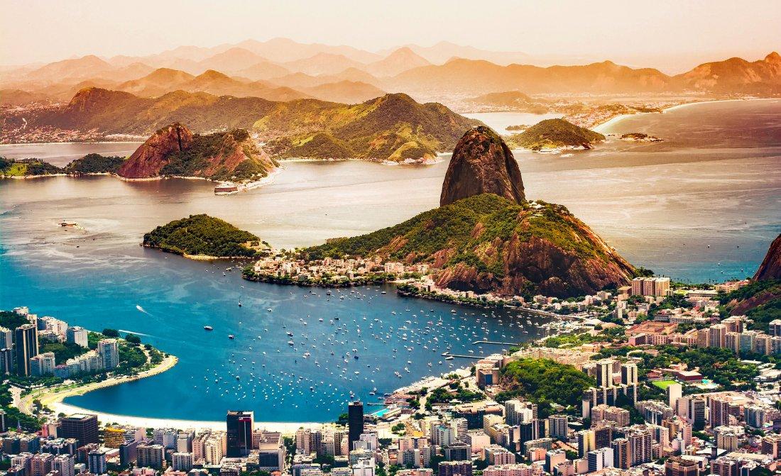 Luxury Brazil Trip