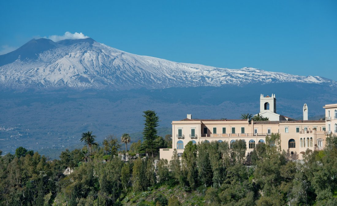 San Domenico Palace Taormina A Four Seasons Hotel