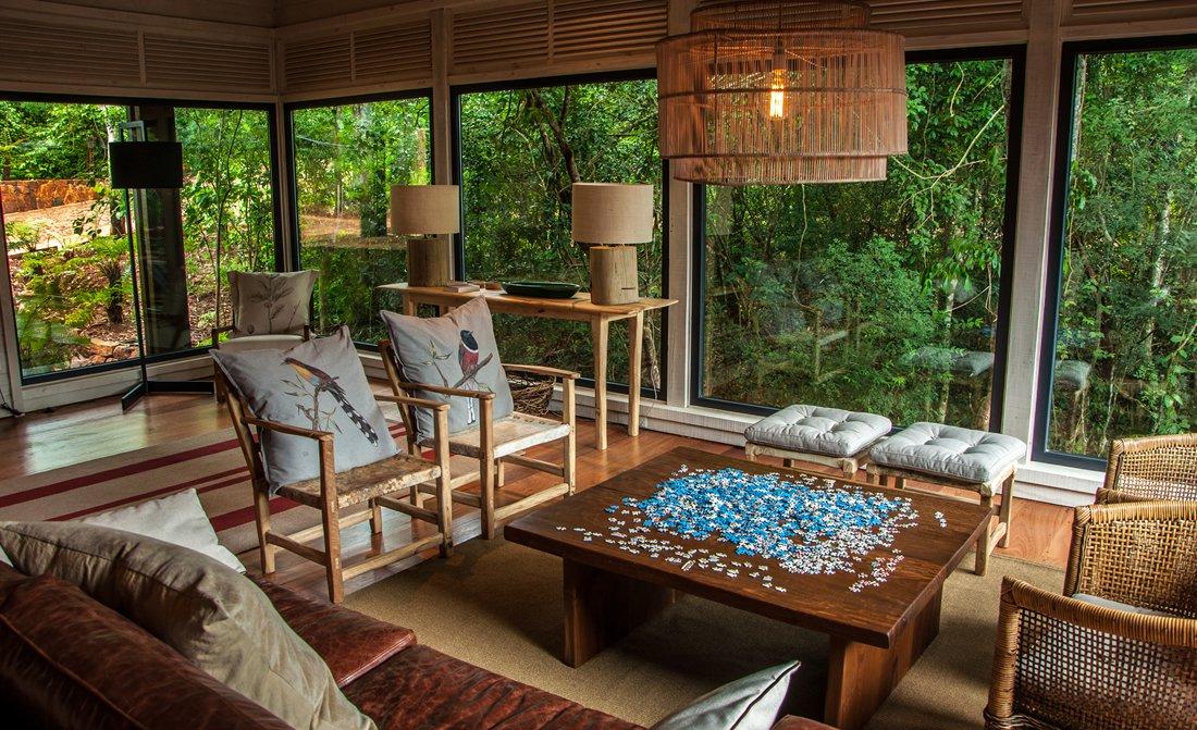 Awasi Iguazu Main Lodge Reception
