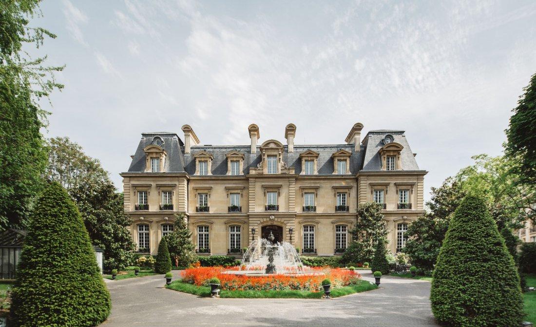 Saint James Paris