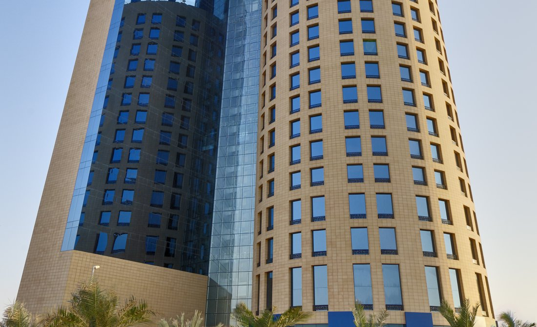 Rosewood Jeddah Exterior Day Time