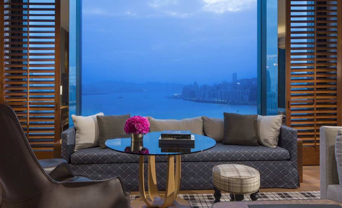 Rosewood Hong Kong Accommodation 2