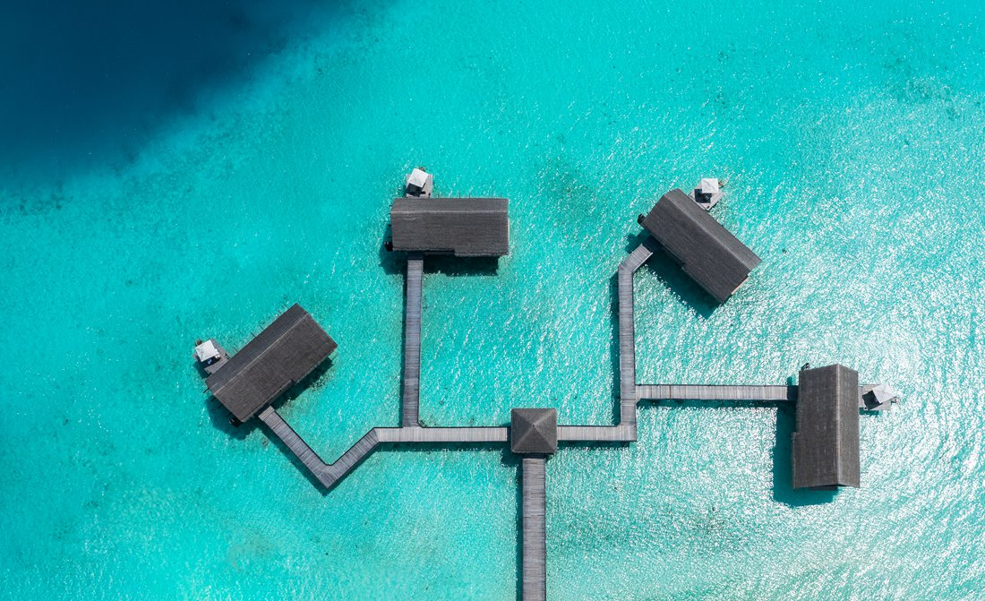 One And Only Reethi Rah Maldives Aerial 2