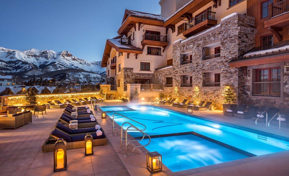 Madeline Hotel Residences Auberge Resort 7