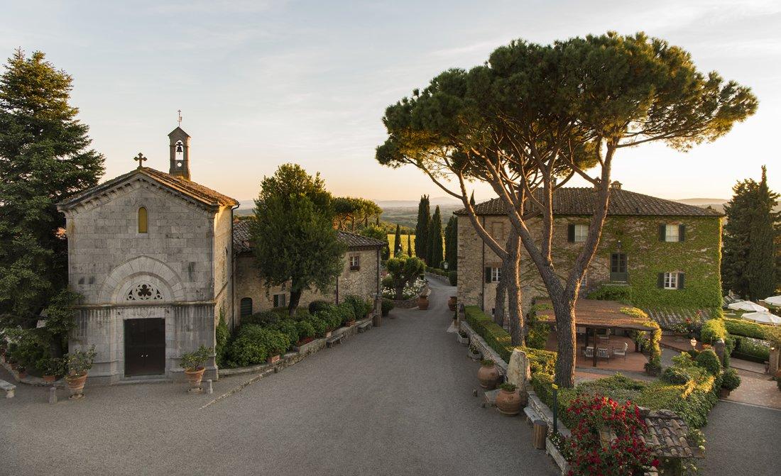 Hotel Borgo San Felice Exterior