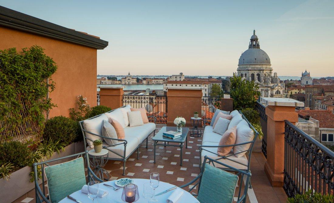 The St Regis Venice Penthouse Suite 2