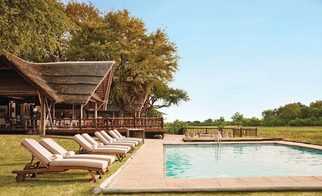 Khwai River Lodge A Belmond Safari