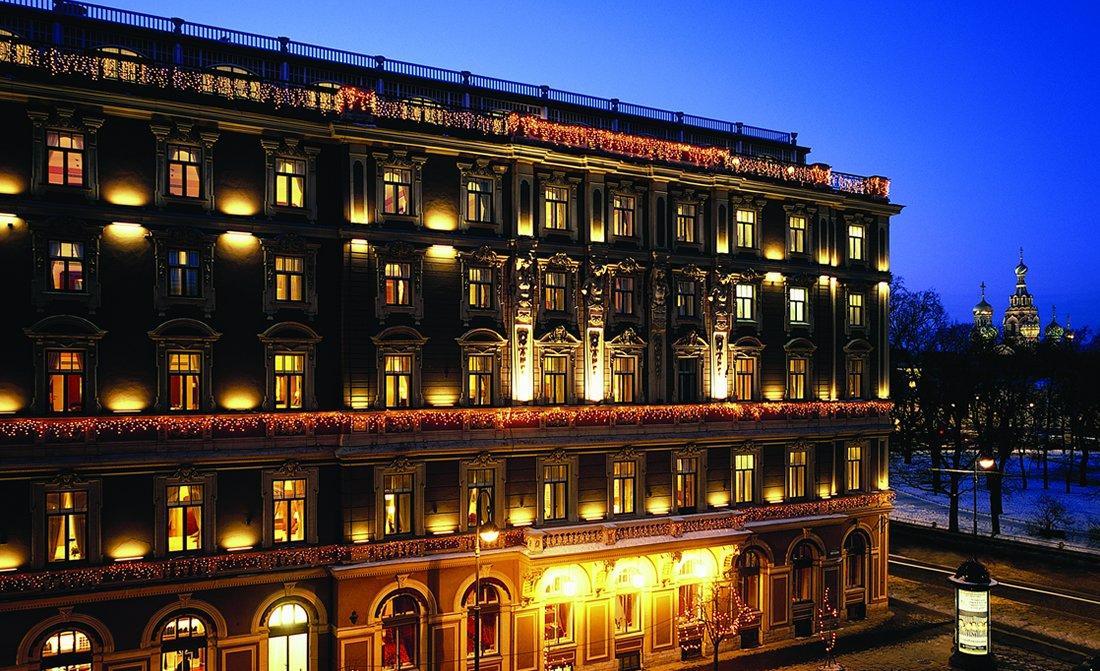 Grand Hotel Europe A Belmond Hotel