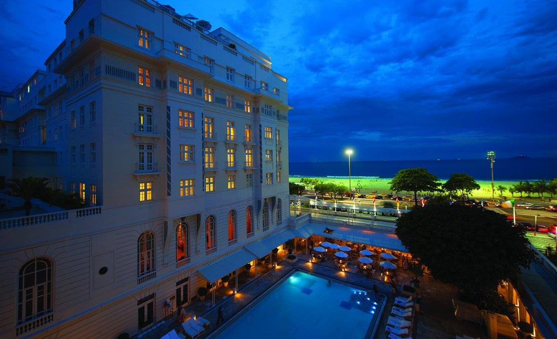 Copacabana Palace A Belmond Hotel