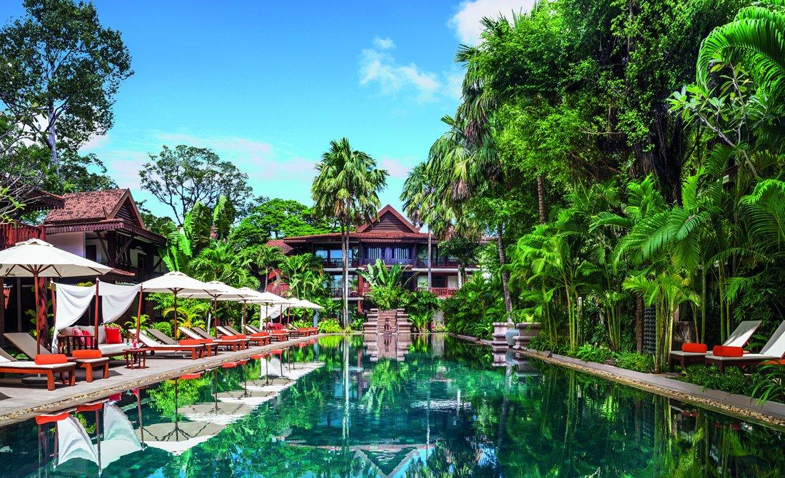 La Residence Dangkor A Belmond Hotel