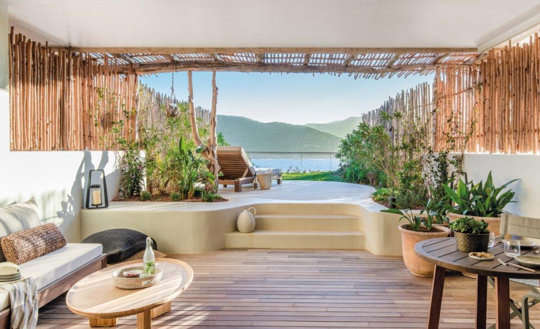 Six Senses Ibiza Sea View Premium Junior Suite 1