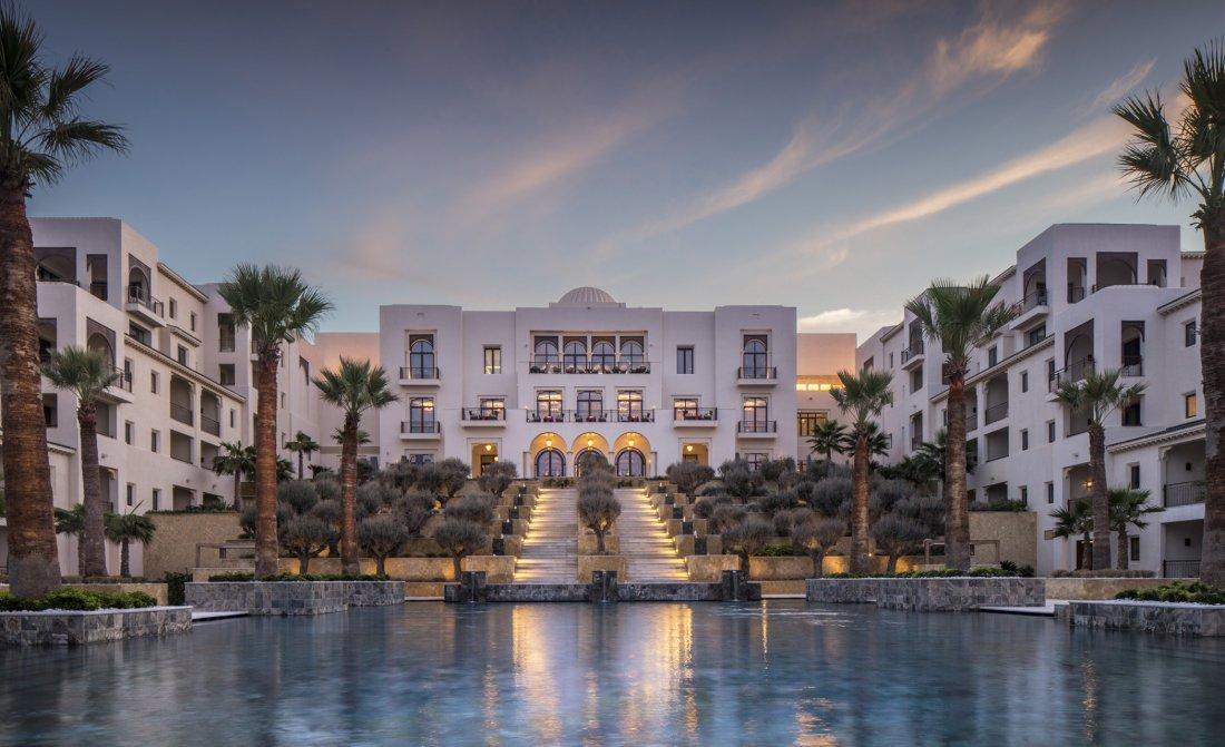 Four Seasons Hotel Tunis 1