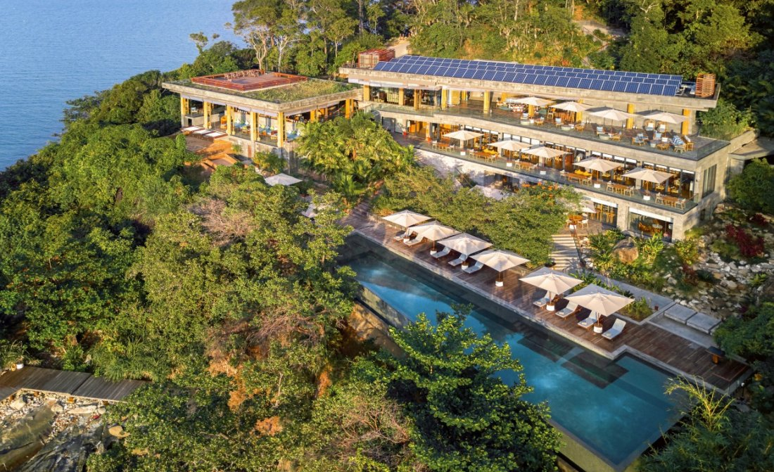 Six Senses Krabey Island The Resort 14
