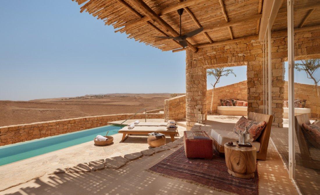 Six Senses Shaharut Panorama Pool Villa 1