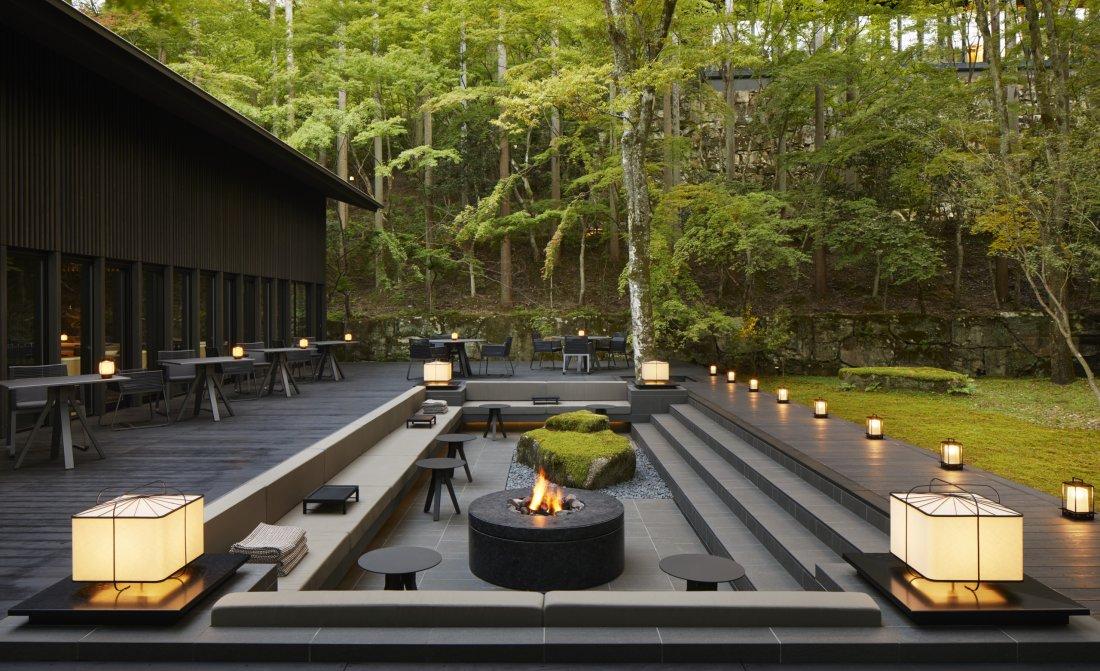 Aman Kyoto Japan The Living Pavilion By Aman 5
