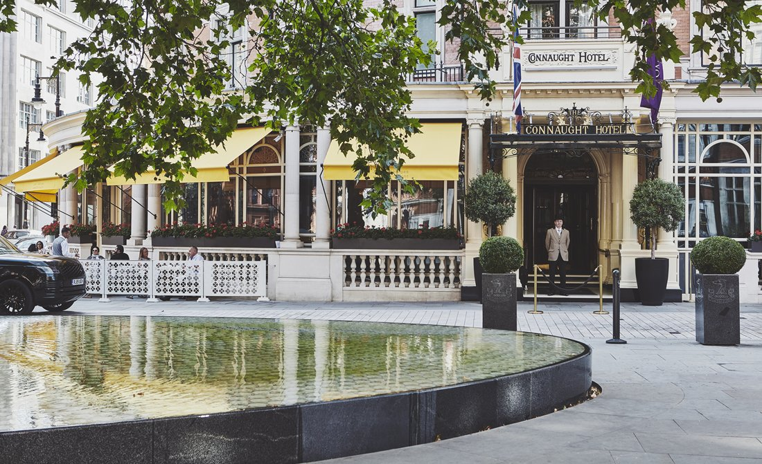 The Connaught 01 Exterior Summer