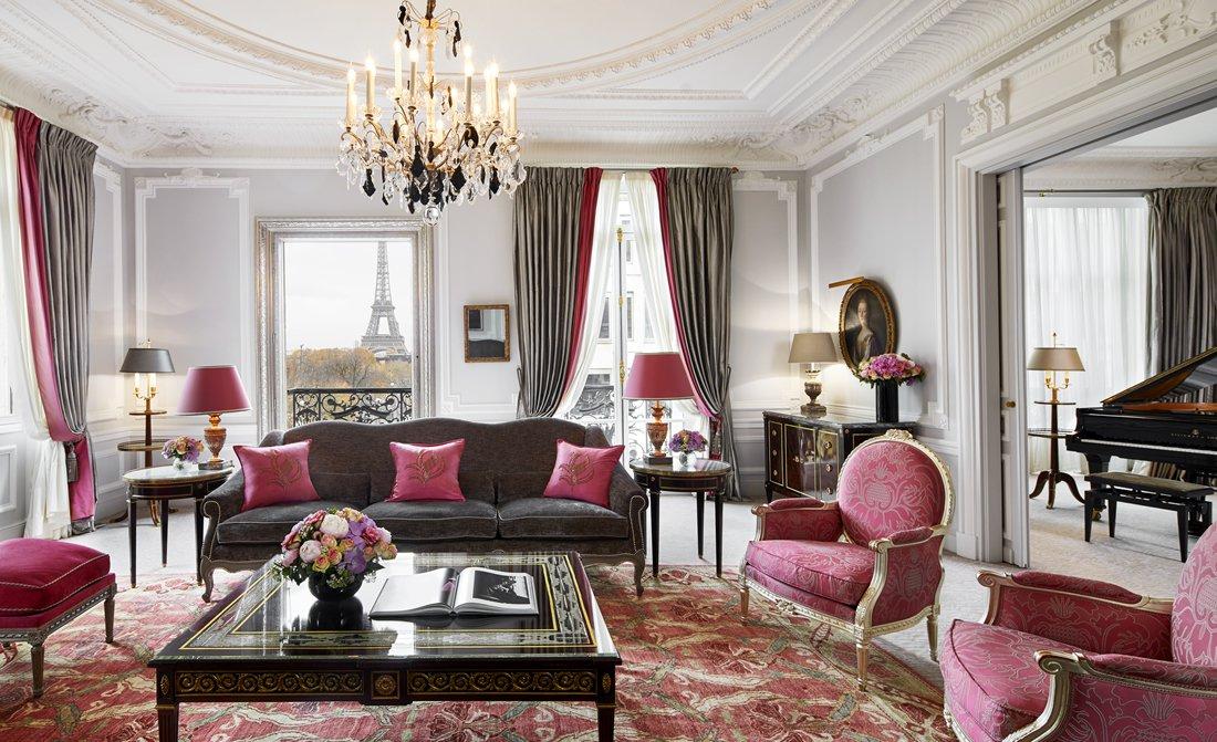 Plaza Athenee Paris Haute Couture Suite 1