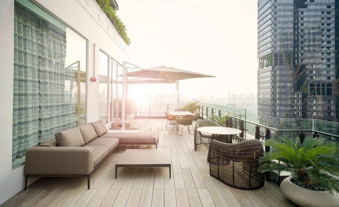 Shangri La Singapore Grand Suite Tower Wing 1