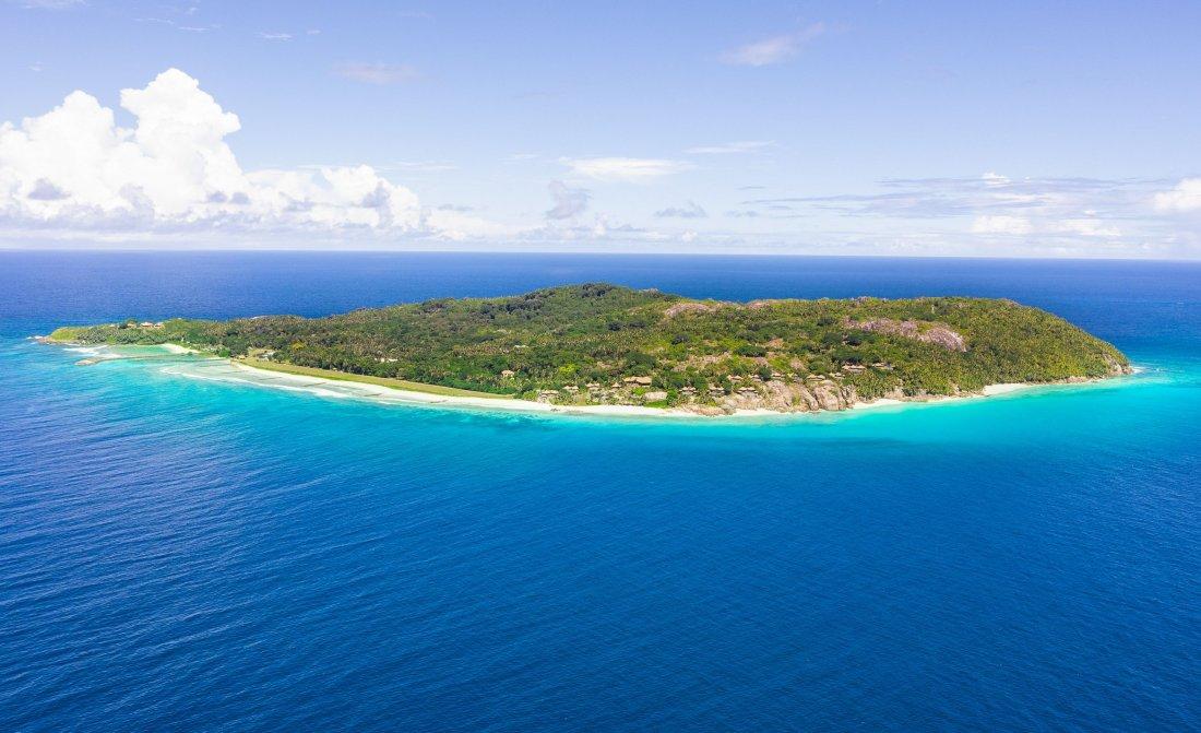 Fregate Island Private Aerial 2