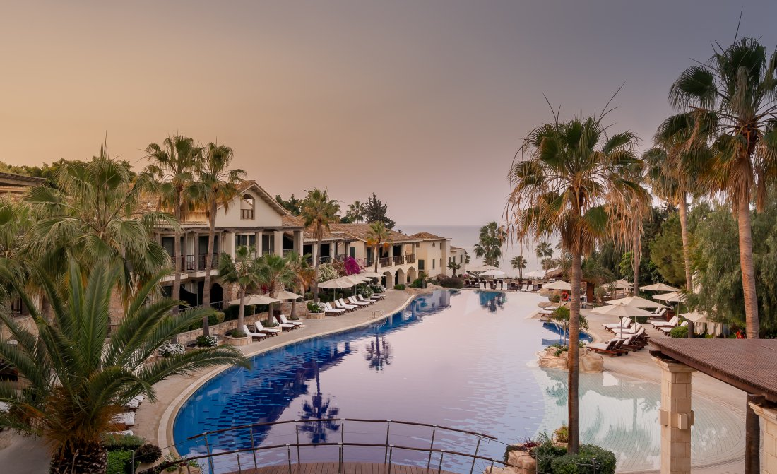 Columbia Beach Resort Pool West