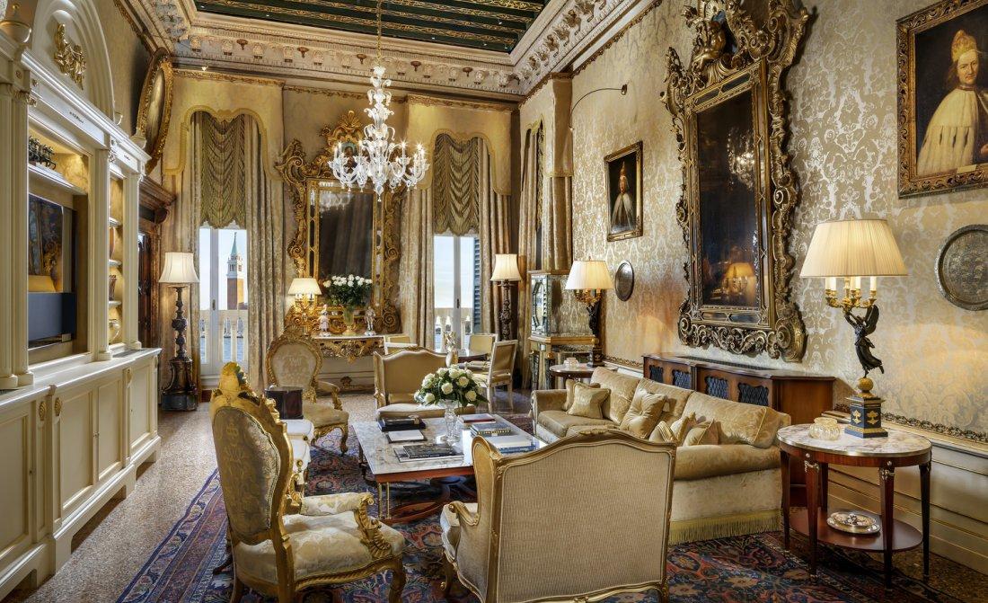 Hotel Danieli Venice Doge Dandolo Royal Suite 1