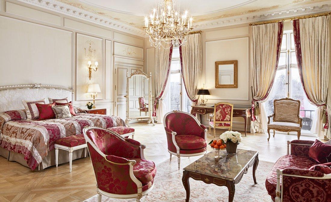Le Meurice Paris Presidential Suite 4